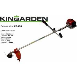 Desbrozadora Kingarden CG430