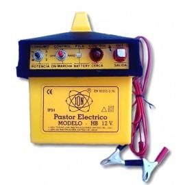 Pastor a batería externa ION HB