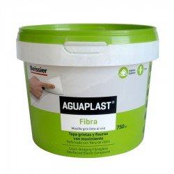 Aguaplast Fibra Beissier Masilla gris 750 ml