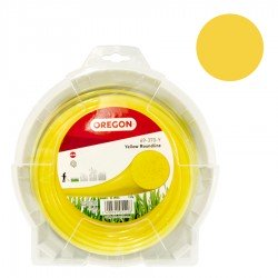 Hilo desbrozadora Oregon Yellow Roundline Redondo 3 mm x 54 m
