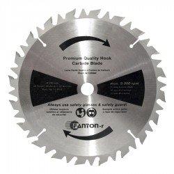 Disco Widia desbrozadora 20 dientes Fanton-r 250 x 20 mm