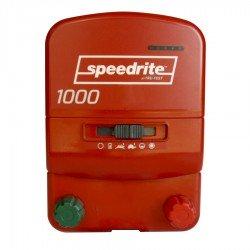 Pastor eléctrico a Batería Red y Solar Speedrite 1000 1 Julio