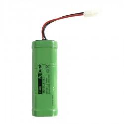 Bateria recargable de NI-MH B-10 ION 7,2 V - 2,4 Ah Pastor electrico