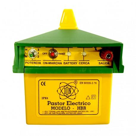 Pastor electrico Bateria recargable HBR ION 0,3 Julios