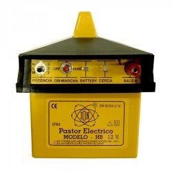 Pastor eléctrico a Batería externa 12 v ION HB 3 Julios