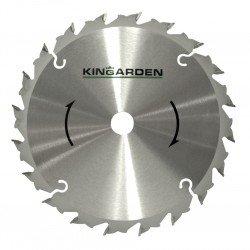 Disco Widia desbrozadora 20 dientes Kingarden 254 x 20 mm