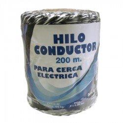 Hilo conductor 9 hilos Zar Bobina 200 m