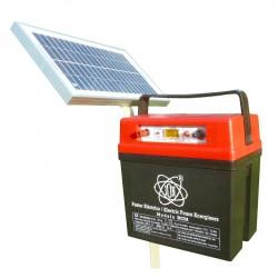 Pastor eléctrico Solar y Batería recargable HCM S ION 0,5 Julios