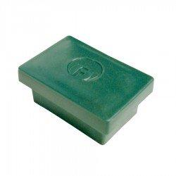 Tapa Verde para poste 60x40