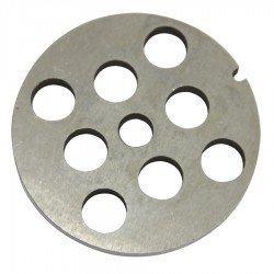 Placa para picadora Garhe calibre 18 Inox