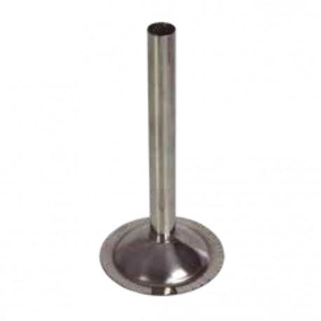 Embudo Acero inox 3/4 picadora embutidora Garhe Modelos Nº 20-22 32