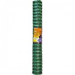 Malla baliza verde 1 X 50mt. 90gr