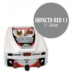 Pastor eléctrico a Red ZAR IMPACTO-RED 1 Julio