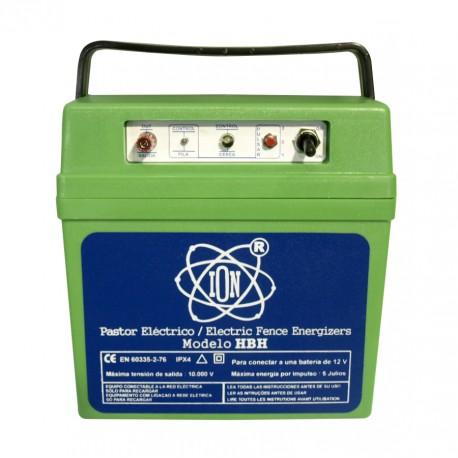 Pastor electrico a Bateria externa 12 v ION HBH 5 Julios
