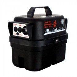 Pastor eléctrico Batería recargable Llampec Modelo 04 1,6 Julios