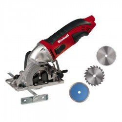 Mini Sierra Circular Einhell TC-CS 860 Kit Potencia 450 W