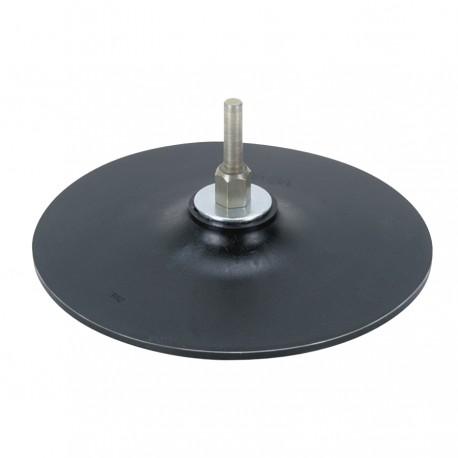Plato de Lijar Wolcraft 2020000 Diametro 125 mm