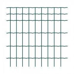 Malla electrosoldada verde 100x50 1,50m/2,4mm