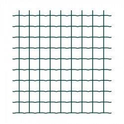 Malla electrosoldada verde 50x50 1,00m/3mm