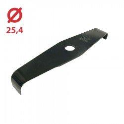 Disco desbrozadora Dos puntas con Palas 300x25,4 - 4 mm Maleza