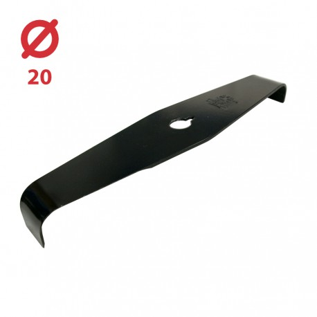 Disco Desbrozadora Dos puntas con Palas 300x20 - 4 mm