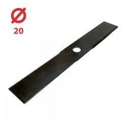 Disco Desbrozadora Dos puntas Rectas 350x20 - 3 mm