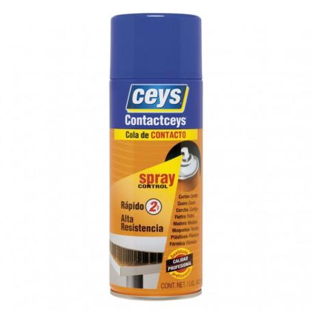 Spray Cola de contacto Contactceys Ceys 400 ml Uso general