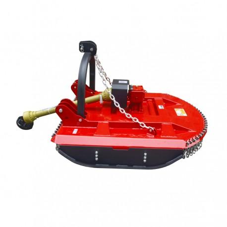 Desbrozadora trituradora para tractor con Cardan