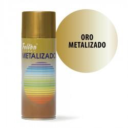 Spray Oro Metalizado Felton 400 ml