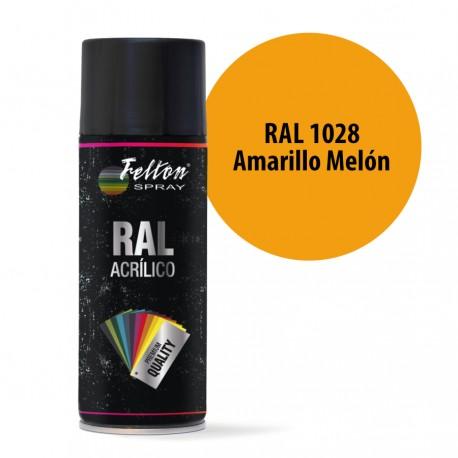 Spray Acrilico Felton RAL 1028 Amarillo Melon 400 ml