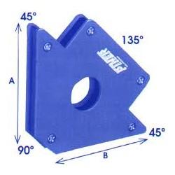 Escuadra magnetica 110mm/29004 piher