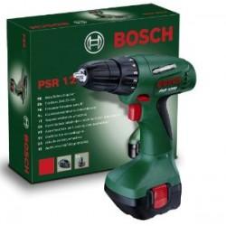 Taladro atornillador Bosch PSR 1200 serie