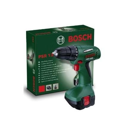 Atornillador Bosch accu psr 12