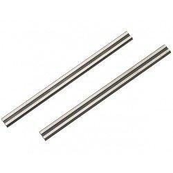 2 cuchillas reversibles cepillo Wolcraft 4113000