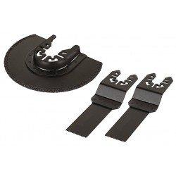 Set accesorios sierra vibratoria Wolcraft 39920002