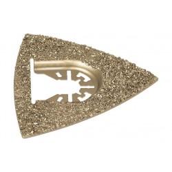 Plato abrasivo sierra vibratoria Wolcraft 3994000