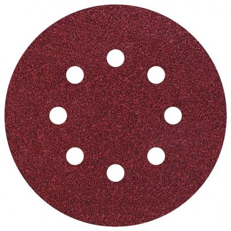 5 discos adhesivos lijar grano 40 2069000 wolcraft