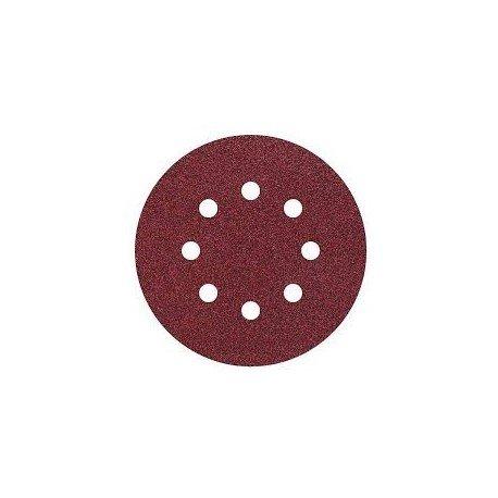 5 discos adhesivos lijar grano 60 2250000 wolcraft