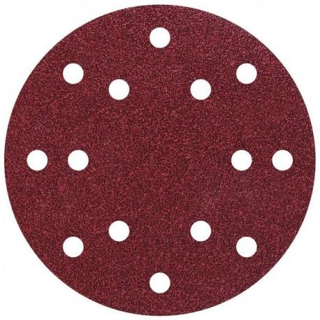 5 discos adhesivos lijar grano 120 1843000 wolcraft
