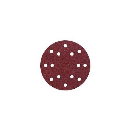 5 discos adhesivos lijar grano 80 1842000 wolcraft