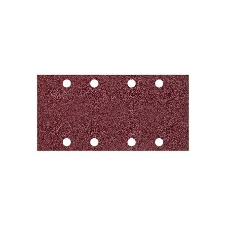 10 patines abrasivos adhesivos grano 80 1767000 wolfcraft