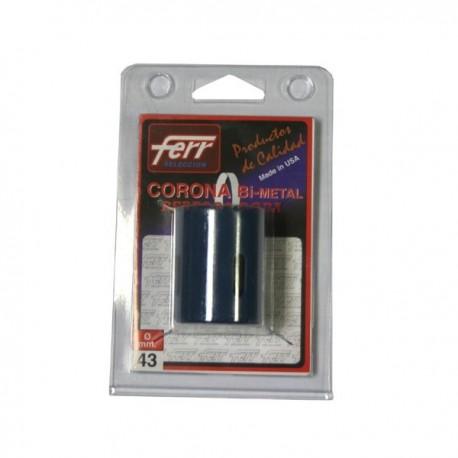perforadoras blumol bi-metal