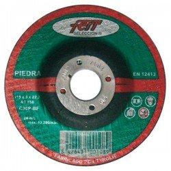 Disco Disco Abrasivo Corte Piedra 230x3x22,2 FERR