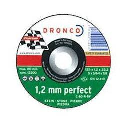 Disco piedra Dronco 115x1,2x22 C60R
