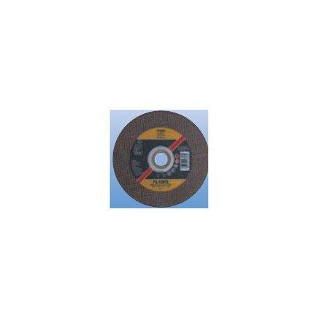Disco inox 125-1-A60 P PSF Pferd
