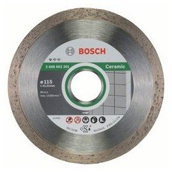 Disco diamante ceramic 115 Bosch