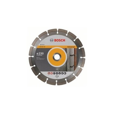 Disco corte diamante Bosch 230 - 2 608 602 195