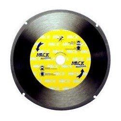 Disco tronzador madera mack125 macodiam