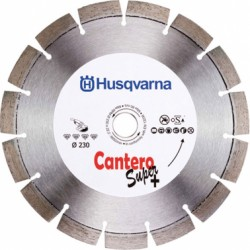Disco diamante 230 cantero super husqvarna