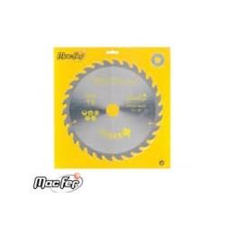 Disco dentado madera 115mm DMD6-01 Macfer